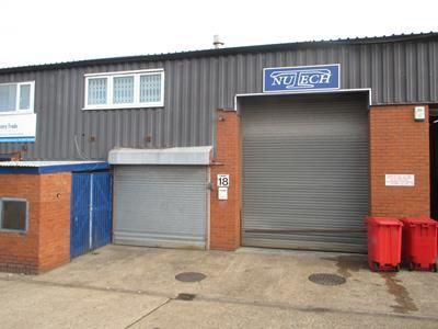 Thumbnail Commercial property to let in Unit 18, Rowleys Green Lane, Coventry, West Midlands