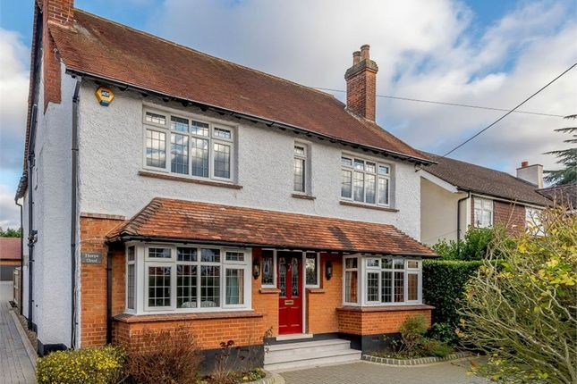 Thumbnail Detached house for sale in Cherry Tree Road, Farnham Royal, Slough, Buckinghamshire