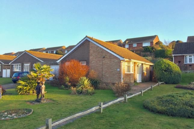Thumbnail Bungalow for sale in Princess Drive, Seaford, East Sussex