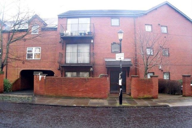 Thumbnail Flat to rent in Gowan Terrace, Jesmond, Newcastle Upon Tyne