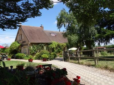 3 bed equestrian property for sale in Courteilles, Eure, France