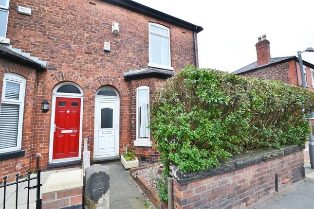 Thumbnail End terrace house to rent in Parrin Lane, Eccles, Manchester