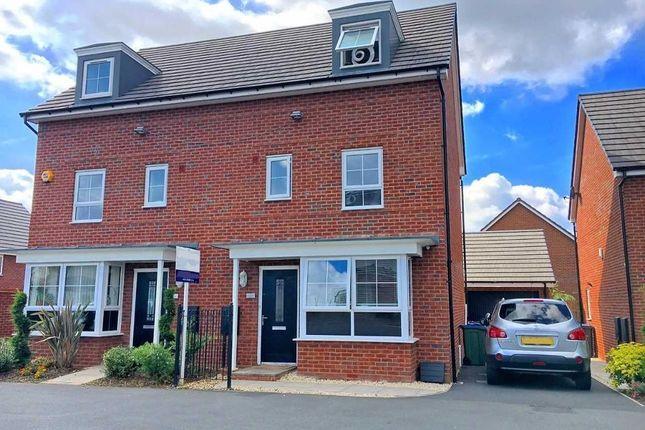 Thumbnail Semi-detached house to rent in Devereux Road, West Bromwich