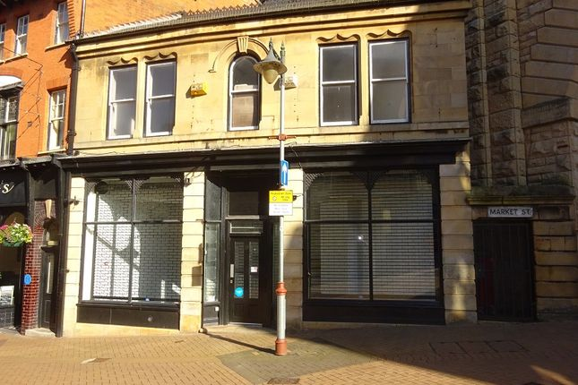 Thumbnail Office to let in Market Street, Mansfield, Nottinghamshire