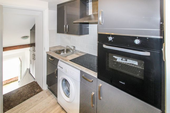 Thumbnail Duplex to rent in Nottingham Road, Ilkeston
