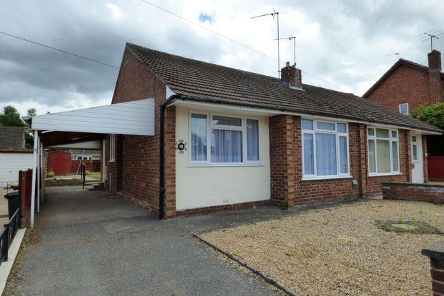 Thumbnail Bungalow to rent in Mendip Road, Northampton