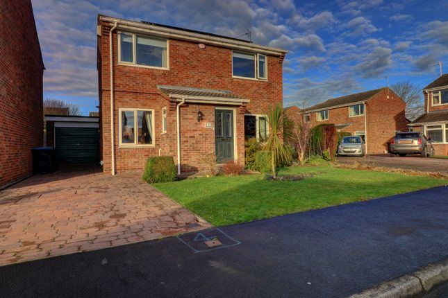 3 bed detached house for sale in Patterdale Close, Durham DH1