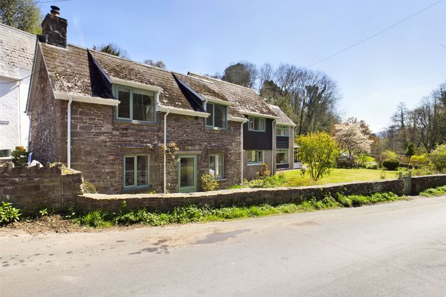 Thumbnail Cottage for sale in Llangenny, Crickhowell, Powys