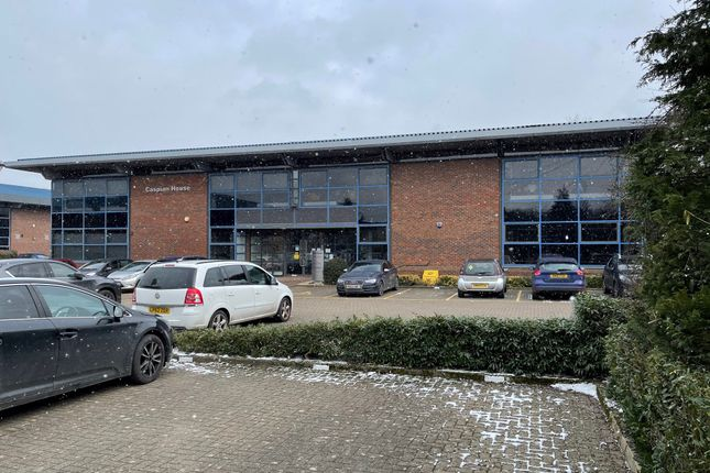 Thumbnail Office to let in Part 1st Floor Caspian House, The Waterfront Business Park, Elstree Way, Elstree