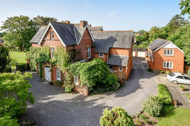 Thumbnail Detached house for sale in The Fosse, North Curry, Taunton