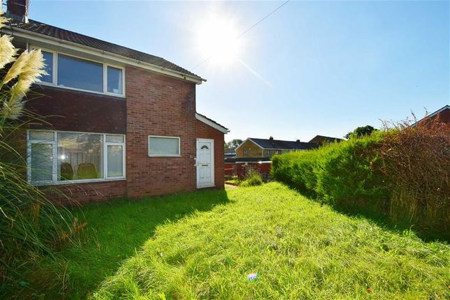Thumbnail Semi-detached house for sale in Radnor Drive, Tonteg, Pontypridd