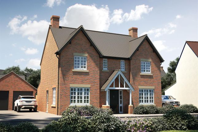 Thumbnail Detached house for sale in Plot 29, Lilac View, Marton Road, Long Itchington