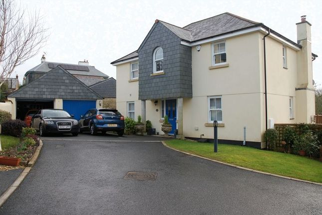Thumbnail Detached house for sale in Tower Hill Gardens, Rhind Street, Bodmin
