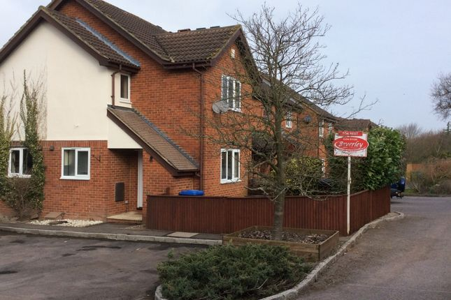 Thumbnail Terraced house to rent in Staffordshire Croft, Warfield, Bracknell