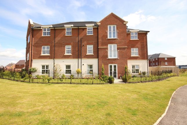 Thumbnail Flat to rent in Knight Avenue, Buckshaw Village, Chorley