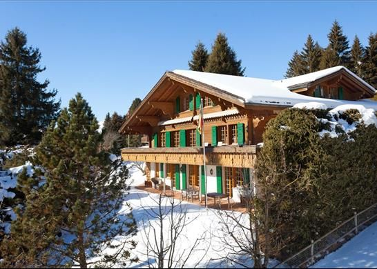 Thumbnail Detached house for sale in Gruben, 3946 Oberems, Switzerland