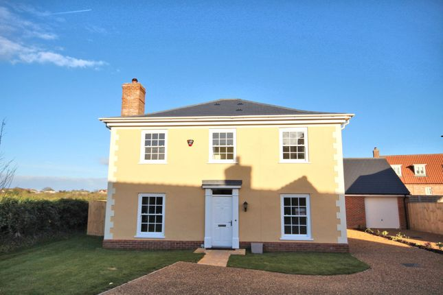 Thumbnail Detached house for sale in Plot 118, Staithe Pace, Wells-Next-The-Sea, Norfolk