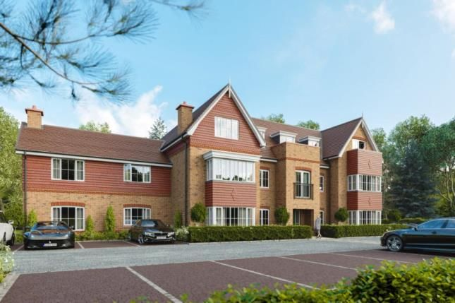 Thumbnail Flat for sale in Carrington House, Brimstage Road, Heswall, Wirral