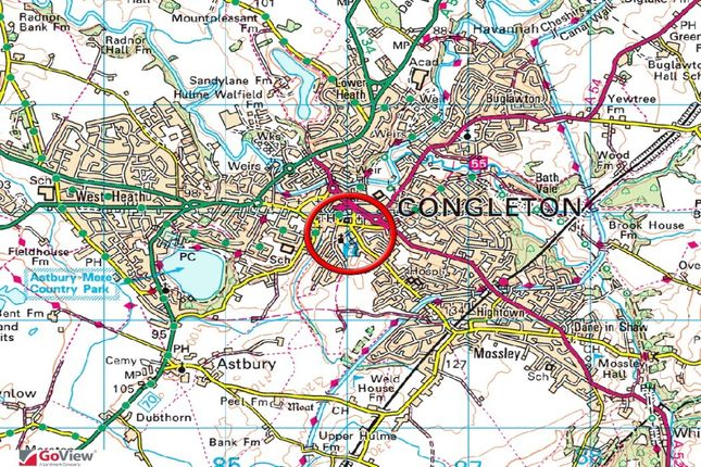 Thumbnail Land for sale in Town Centre Development Opportunity, Congleton, Cheshire