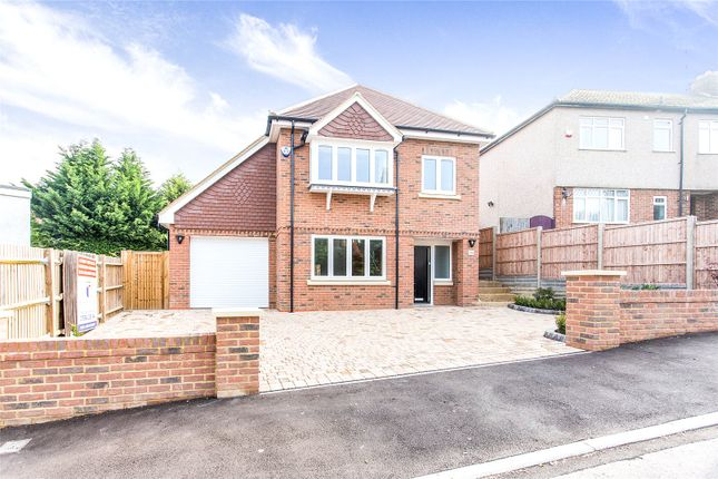 Thumbnail Detached house for sale in Garratts Road, Bushey, Hertfordshire