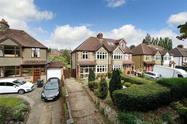 Thumbnail Semi-detached house for sale in Chaulden Lane, Hemel Hempstead, Hertfordshire