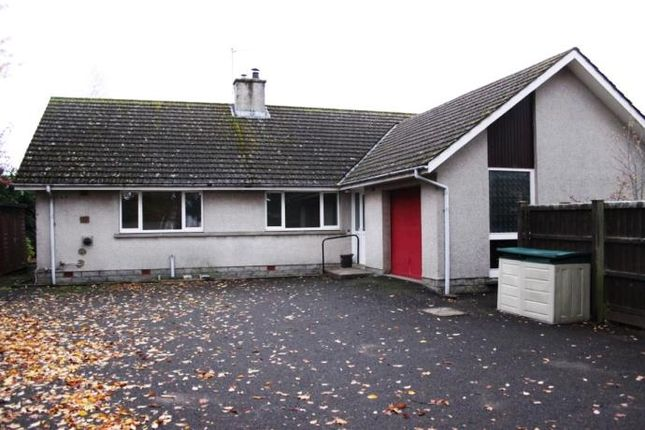 Thumbnail Bungalow to rent in Church Street, Edzell, Brechin