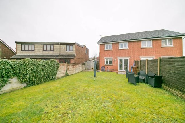 Rear External of Cambridge Road, Orrell, Wigan WN5