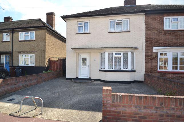 Thumbnail Semi-detached house for sale in Ingleby Road, Dagenham