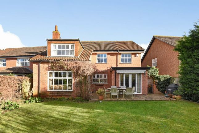 Thumbnail Detached house for sale in Stevenson Drive, Abingdon