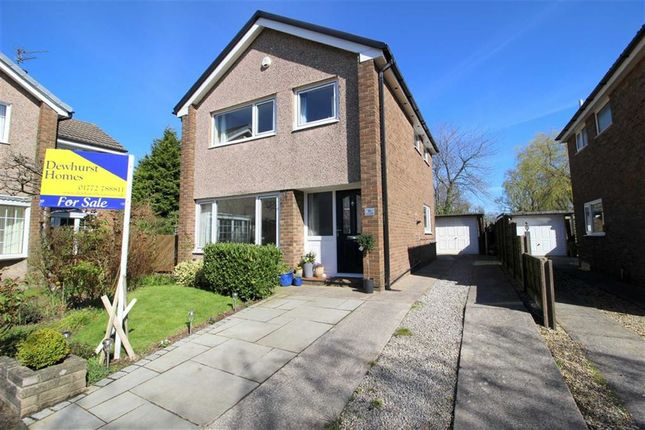 3 bed detached house for sale in Severn Hill, Fulwood, Preston