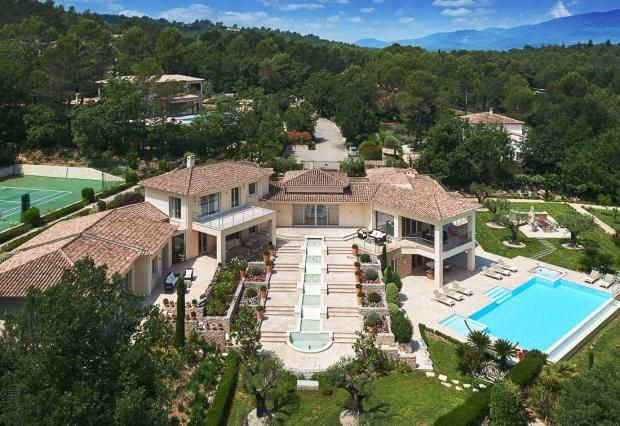 Thumbnail Property for sale in Near Cannes, Tourrettes, French Riviera, 83440