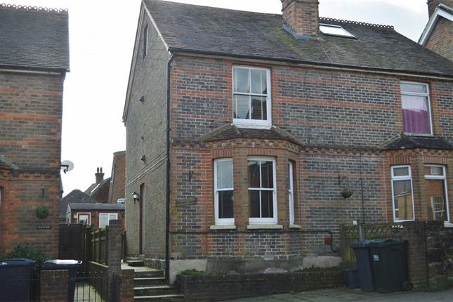 Thumbnail Semi-detached house to rent in Croham Road, Crowborough
