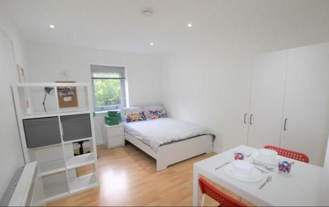 Studio to rent in Central Park Avenue, Mutley, Plymouth PL4