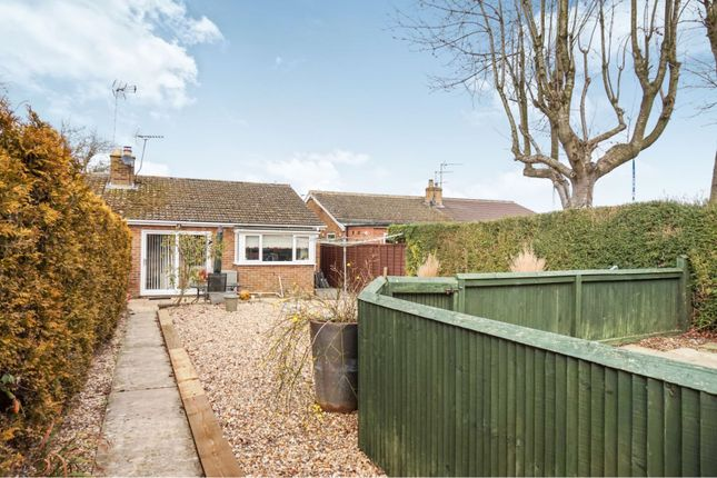 Thumbnail Semi-detached bungalow for sale in Dashwood Rise, Duns Tew