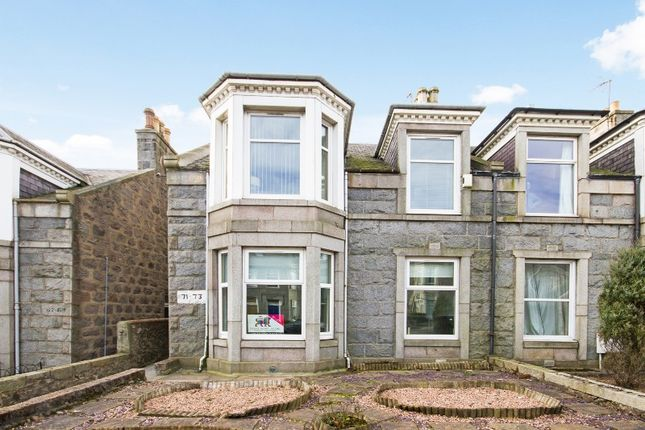 Thumbnail Semi-detached house to rent in Clifton Road, Hilton, Aberdeen
