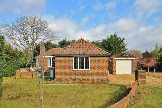 Thumbnail Detached bungalow for sale in Winds Ridge, Send, Woking