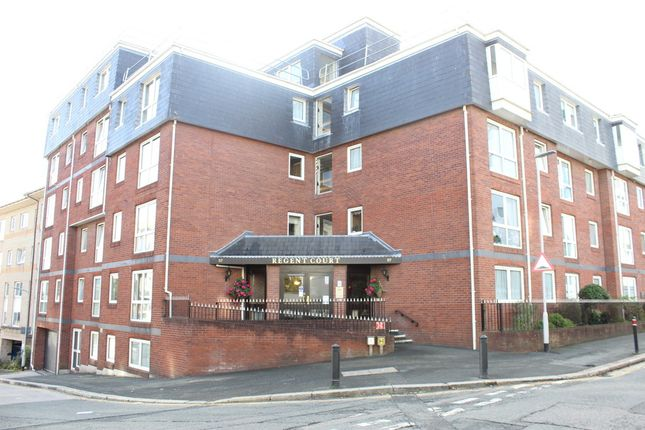 Thumbnail Flat for sale in Regent Street, City Centre, Plymouth
