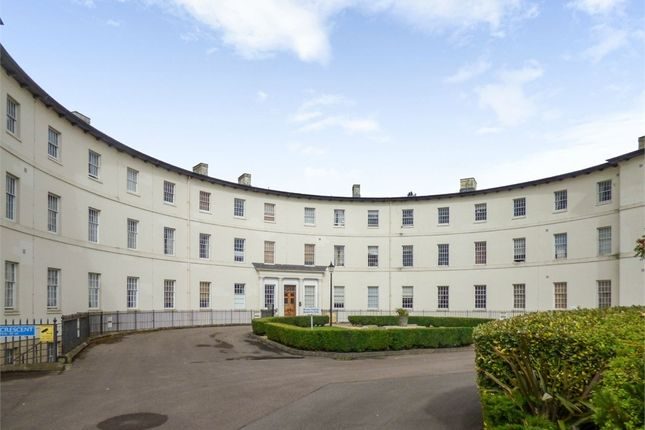 Thumbnail Flat for sale in The Crescent, Gloucester