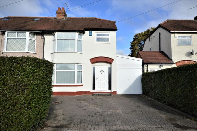 Front of Fir Tree Avenue, Tile Hill, Coventry CV4