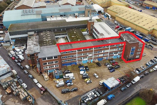 Thumbnail Office for sale in Unit 8, 1 - 11 Willow Lane, Mitcham London