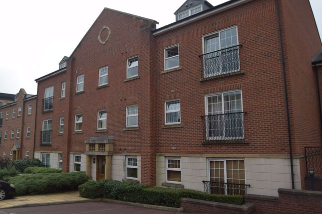 Thumbnail Flat to rent in St Christophers Walk, Burton Street, Wakefield