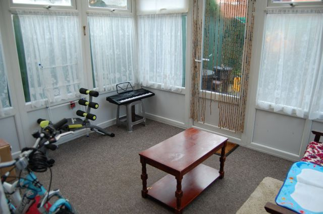 Conservatory of Wycliffe Road, Abington, Northampton NN1