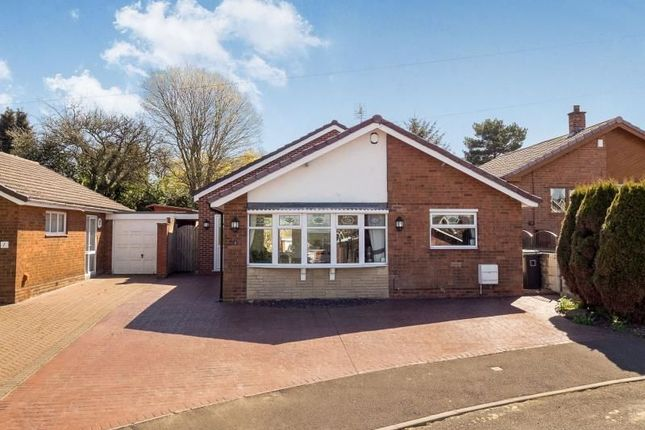 Thumbnail Bungalow for sale in Vale Close, Eastwood, Nottingham