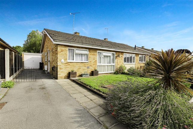 Thumbnail Semi-detached bungalow for sale in Willow Close, Burnham-On-Crouch