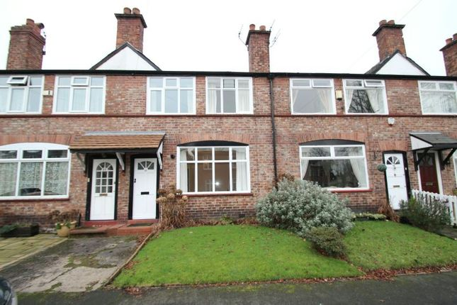 2 bed terraced house for sale in Place Road, Broadheath, Altrincham