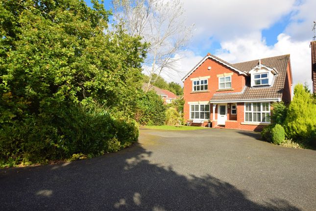 Thumbnail Detached house for sale in Rona Avenue, Ellesmere Port