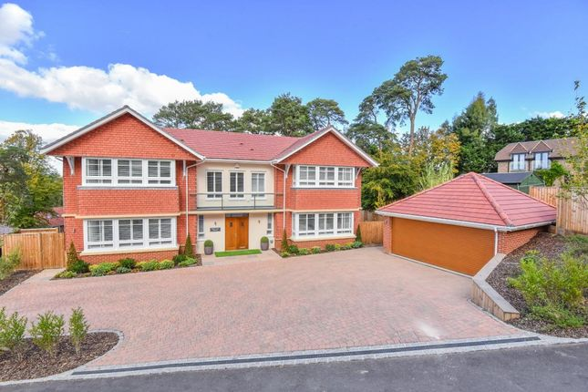 Thumbnail Detached house for sale in Heath Rise, Camberley