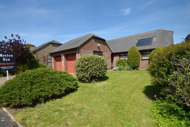 Thumbnail Detached bungalow for sale in Wheat Close, Kingston, Sturminster Newton