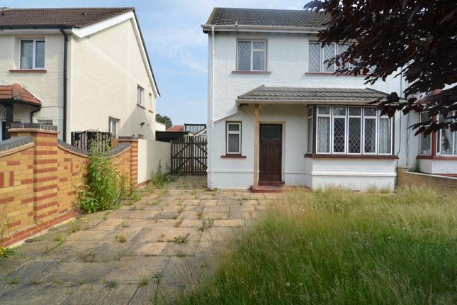 Thumbnail Detached house to rent in St. Johns Road, Seven Kings, Ilford
