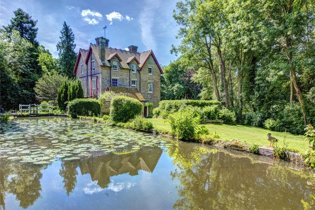 6 bed detached house for sale in Grove Mill Lane, Watford, Hertfordshire
